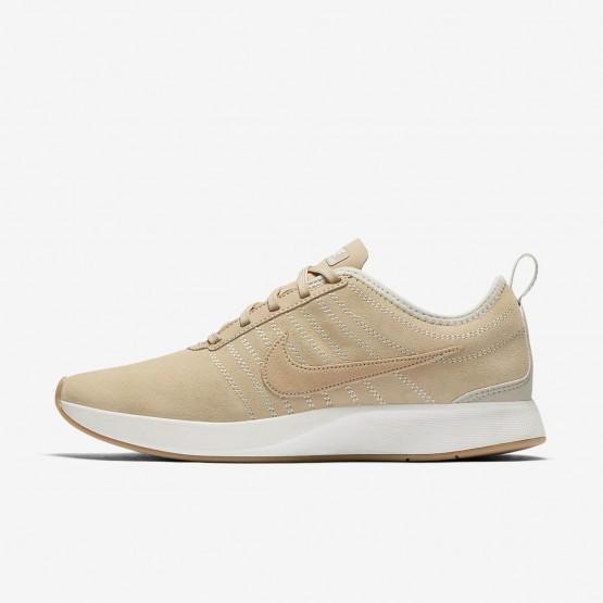 533KXAGZ Naisten Lifestyle Kengät Nike Dualtone Racer Valkoinen/VaaleanRuskea