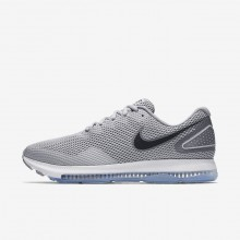 564AEPUC Zapatillas Running Nike Zoom All Out Hombre Gris/Gris/Negras