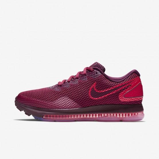 569GALRU Nike Zoom All Out Løpesko Dame Burgunder