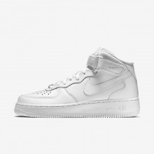 576ZTLCY Nike Air Force 1 Lifestyle Shoes For Women White