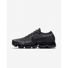 579NRFBL Nike Air VaporMax Running Shoes For Women Black/White/Racer Blue