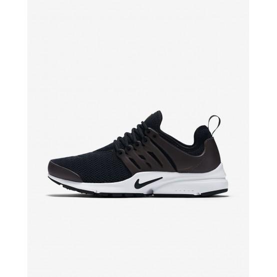 585SLMJY Nike Air Presto Lifestyle Shoes For Women Black/White
