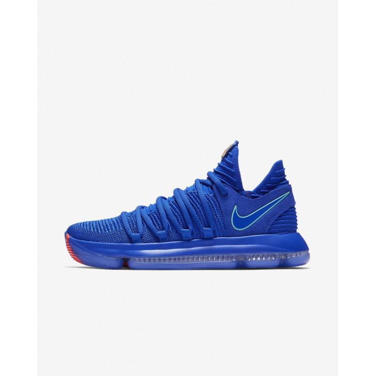 zapatillas nike mujer azul claro