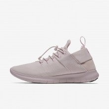 603ONMHX Nike Free RN Running Shoes For Women Barely Rose/Arctic Pink