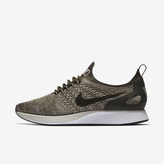 605AZYLX Nike Air Zoom Livsstil Sko Dame Khaki/Hvite/Lyse