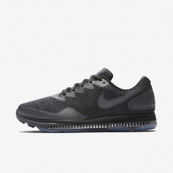 613TRAYP Nike Zoom All Out Running Shoes For Men Black/Anthracite/Dark Grey