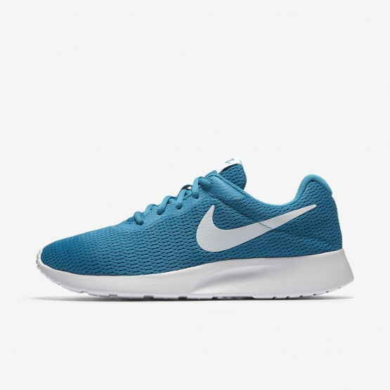631WJGZA Nike Tanjun Lifestyle Shoes For Women Neo Turquoise/White