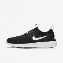 633OKNVT Nike Juvenate Livsstil Sko Dame Svart/Hvite