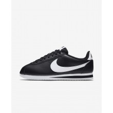 633ZSKVW Nike Classic Cortez Lifestyle Shoes For Women Black/White