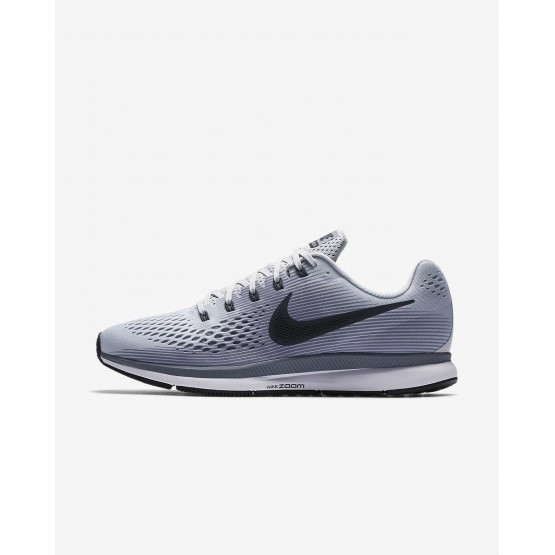 634PCWED Nike Air Zoom Running Shoes For Men Pure Platinum/Cool Grey/Black/Anthracite