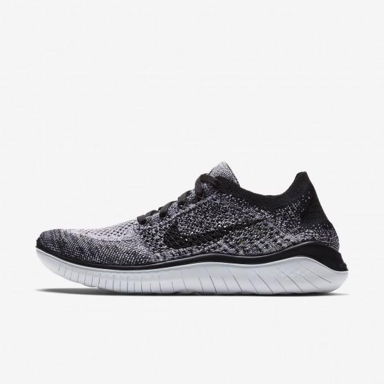 638XPGCW Zapatillas Running Nike Free RN Mujer Blancas/Negras