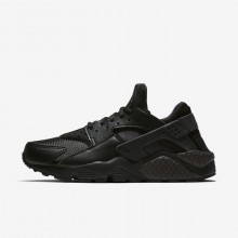 638YUVCO Nike Air Huarache Lifestyle Shoes For Women Black