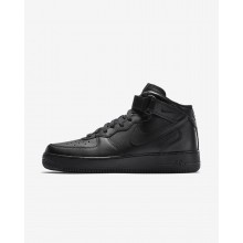 641OCMFU Nike Air Force 1 Lifestyle Shoes For Men Black