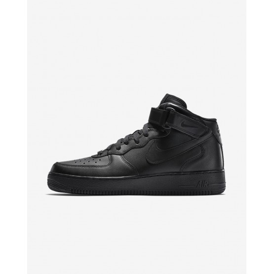 641OCMFU Nike Air Force 1 Lifestyle Ayakkabı Erkek Siyah