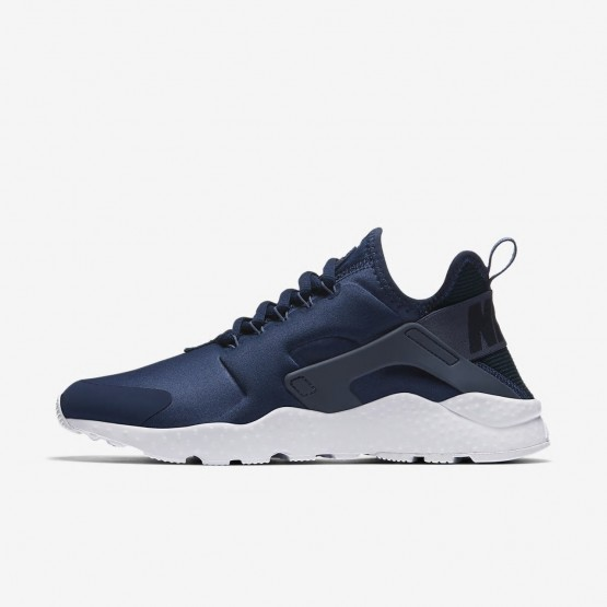 650VENUC Nike Air Huarache Lifestyle Shoes For Women Navy/Obsidian/White/Diffused Blue