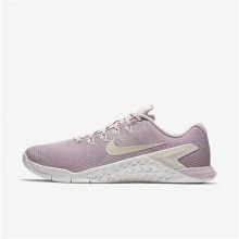 664AXEML Nike Metcon 4 Training Shoes For Women Particle Rose/Summit White/Opal