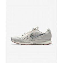 726UTHPA Nike Air Zoom Running Shoes For Women Light Bone/Pale Grey/Sail/Chrome