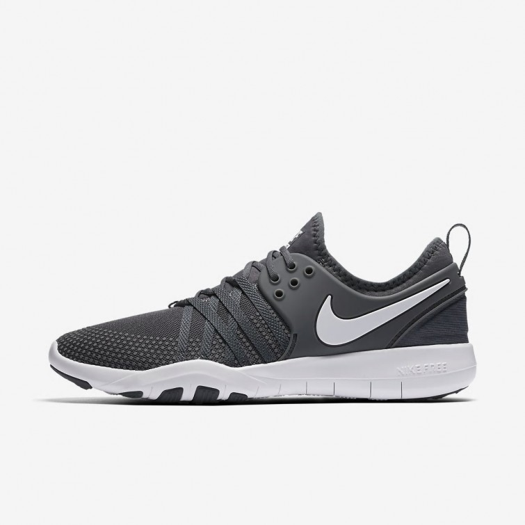 Nike Free Run Billig Nike Free tre Vs 5 V4 Sko Svart Grå