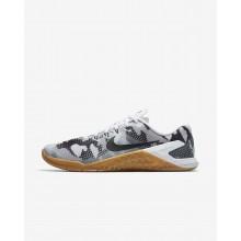 742MANOB Nike Metcon 4 Treningssko Herre Hvite/Brune/Svart