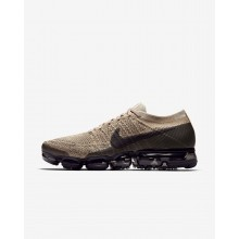 745ONHJA Nike Air VaporMax Running Shoes For Men Khaki/Anthracite/Pale Grey/Black