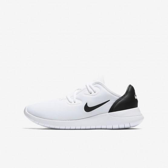 750RWAXE Poikien Lifestyle Kengät Nike Hakata Valkoinen/Mustat