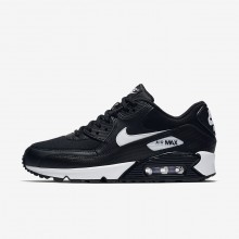 765OMRBS Nike Air Max 90 Lifestyle Shoes For Women Black/White