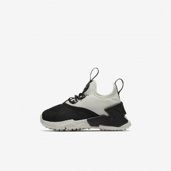 777DYGIT Nike Huarache Livsstil Sko Jente Svart/Hvite