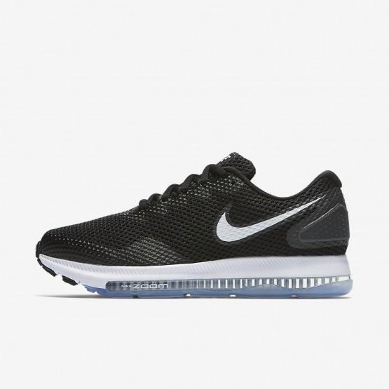 783MAXIR Nike Zoom All Out Koşu Ayakkabısı Bayan Siyah/Beyaz
