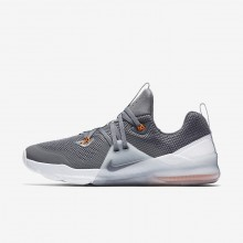 787ZXQWD Nike Zoom Train Command Training Shoes For Men Dark Grey/Wolf Grey/Hyper Crimson
