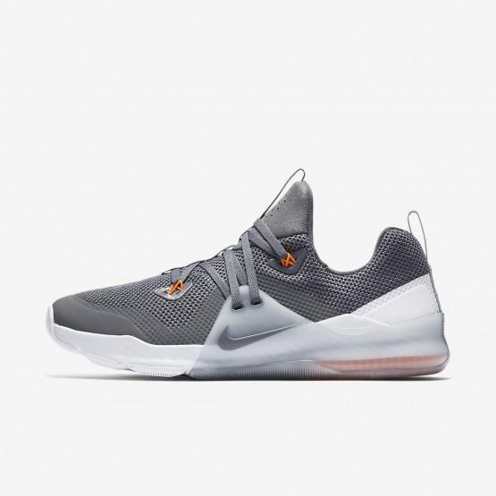 787ZXQWD Nike Zoom Train Command Training Shoes For Men Dark Grey/Wolf Grey/Hyper Crimson