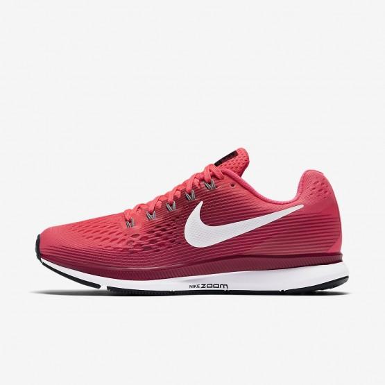 799YVKOH Nike Air Zoom Koşu Ayakkabısı Bayan Pembe/Gri/Gri
