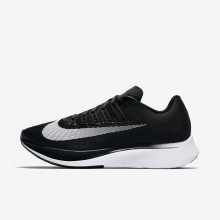 806BWXKF Nike Zoom Fly Running Shoes For Women Black/Anthracite/Wolf Grey/White
