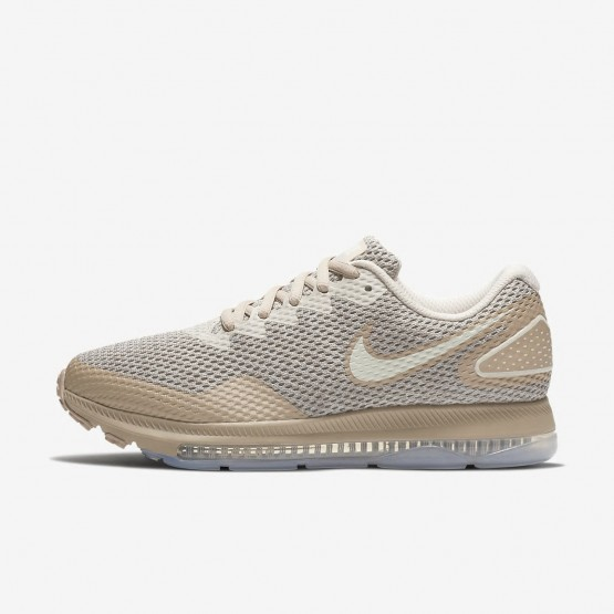 820OIHGX Nike Zoom All Out Løpesko Dame Grå