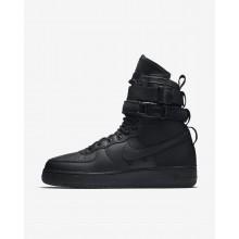 820XSKGR Nike SF Air Force 1 Lifestyle Shoes For Men Black
