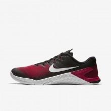 830NWFBX Nike Metcon 4 Treningssko Herre Svart/Rød/Grå