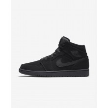 839UXWQG Air Jordan 1 Lifestyle Shoes For Men Black/White