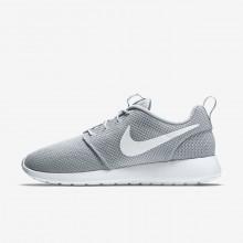 841QGSRP Zapatillas Casual Nike Roshe One Hombre Gris/Blancas