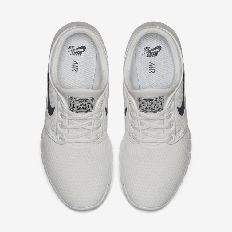 zapatillas nike janoski hombre blancas