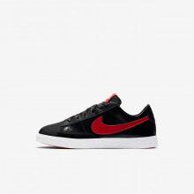 843OZDGF Zapatillas Casual Nike Blazer Niña Negras/Coral/Rojas