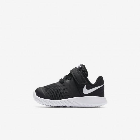 843YUFKT Zapatillas Running Nike Star Runner Niña Negras/Blancas