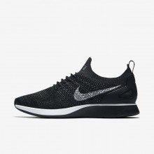 849QFXNI Nike Air Zoom Lifestyle Shoes For Men Black/Anthracite/Dark Grey/Pure Platinum