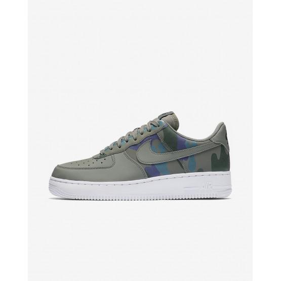 853ZYUBE Nike Air Force 1 Lifestyle Ayakkabı Erkek Koyu/Koyu/Yeşil