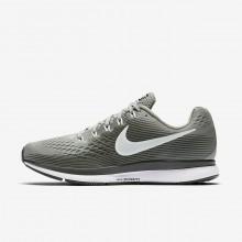 861FKDMC Nike Air Zoom Løpesko Dame Mørke/Svart/Grå