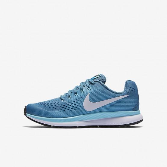 872UFIWJ Zapatillas Running Nike Zoom Pegasus Niña Verde/Blancas