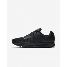 880TSANQ Nike Air Zoom Running Shoes For Men Black/Anthracite/Dark Grey