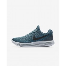 884MWRYC Nike LunarEpic Low Running Shoes For Women Iced Jade/Dark Atomic Teal/Blustery/Black