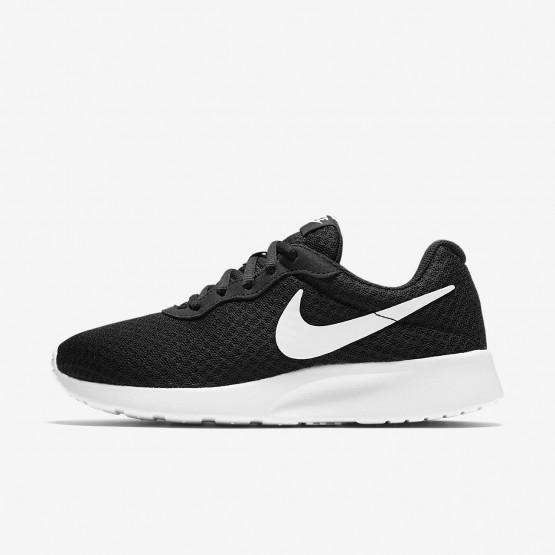 902TZPGL Nike Tanjun Lifestyle Shoes For Women Black/White