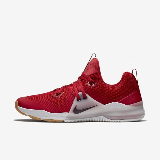 909IMVKB Nike Zoom Train Command Training Shoes For Men Gym Red/Vast Grey/Gum Medium Brown/Deep Burgundy