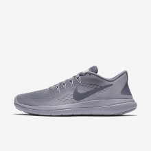 917HBTFK Nike Flex 2017 RN Running Shoes For Women Light Carbon/Provence Purple/Igloo