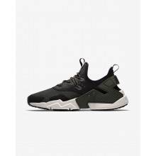 925TJIZC Nike Air Huarache Lifestyle Shoes For Men Sequoia/Black/White/Light Bone